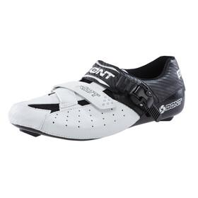 Bont Riot - Chaussures Homme - blanc/noir